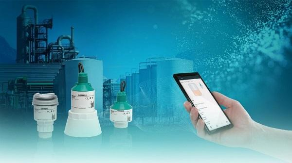 Configuracion sencilla con los nuevos transmisores compactos de 80 GHz para mediciones de nivel Distribuidor oficial de productos electricos Siemens en Argentina